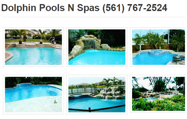 Contact Dolphin Pools Amp Spas Best Pool Companies Near Me