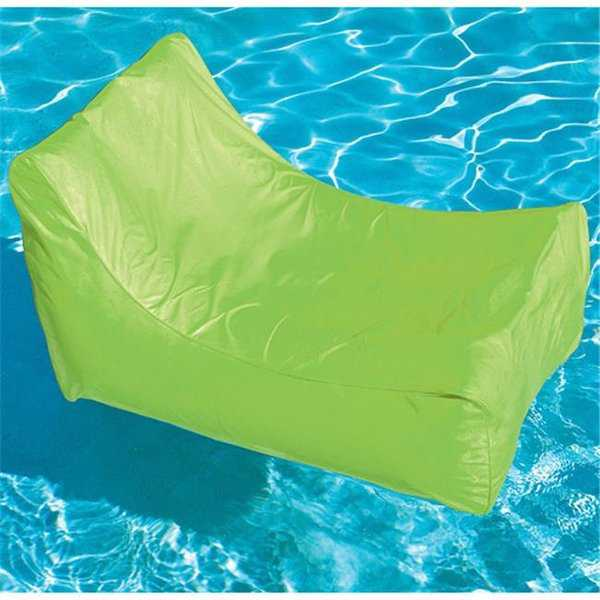 SunSoft Chaise Lime